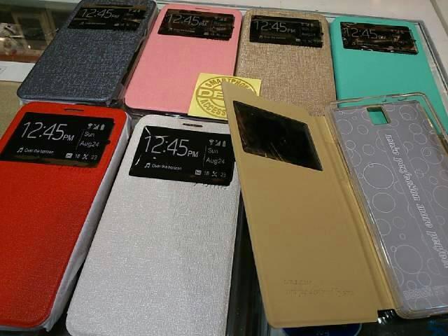 Leather Flip Case Coolpad Soar F101