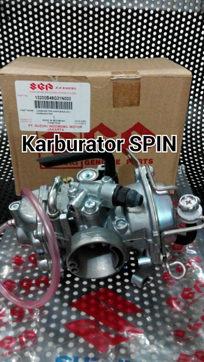 Jual Suzuki Spin Th 2009 Harga Murah Beli Dari Toko Online Speedometer Assy 125 Karburator