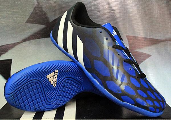 dda8edd26bf1 ... rich blue running white neon green a4a40 1ba9d  best sepatu futsal  adidas predator instinct hitam biru 83784 c895f