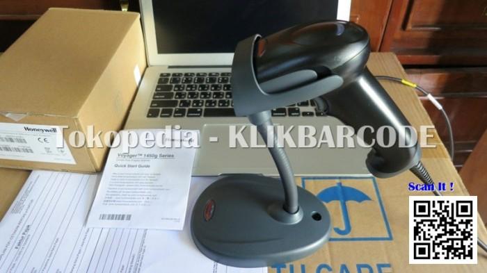 harga Barcode scanner honeywell voyager 1450g/1450 g/1450-g ( baca 1d & 2d ) Tokopedia.com
