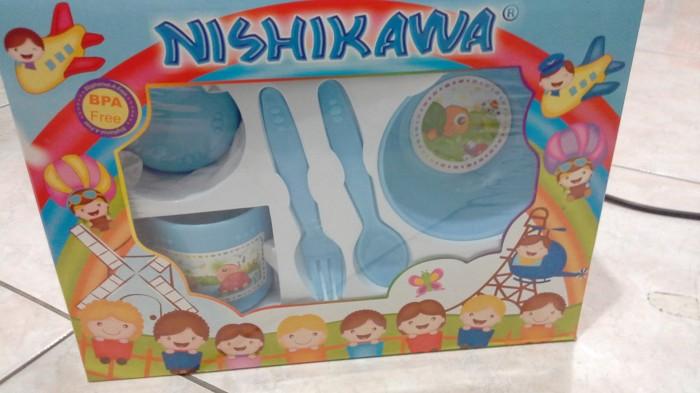 Foto Produk Nishikawa Feeding Set dari Pajada Shopeasy