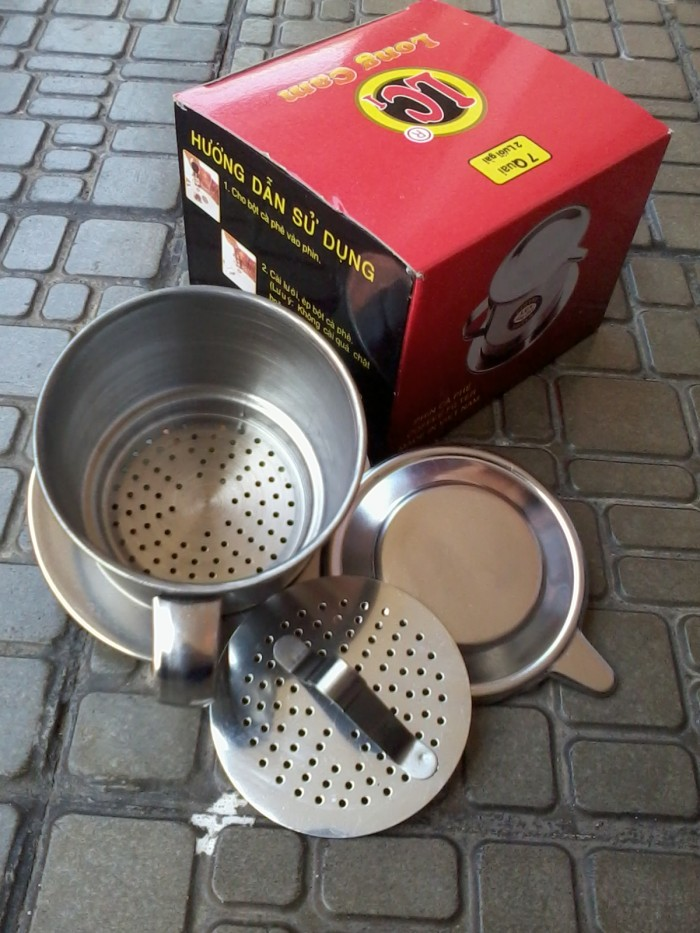 harga Filter penyaring ampas kopi vietnam drip Tokopedia.com