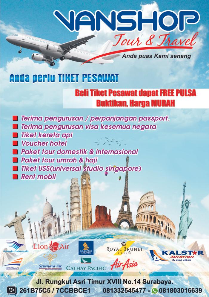 Jual 3d2n Singapore 12 14 Oktober 2015 Limited Seat Kota Surabaya Vanshop Tour Travel Tokopedia