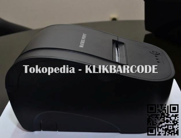 harga Printer pos / printer kasir thermal matrix point tm-p58ii Tokopedia.com