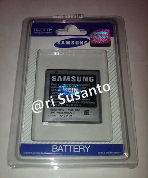 harga Baterai samsung galaxy s advance i9070 (original sein 100%) Tokopedia.com