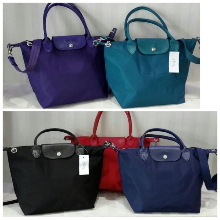 Jual Tas Handbag Longchamp Le Pliage Neo Medium J0148