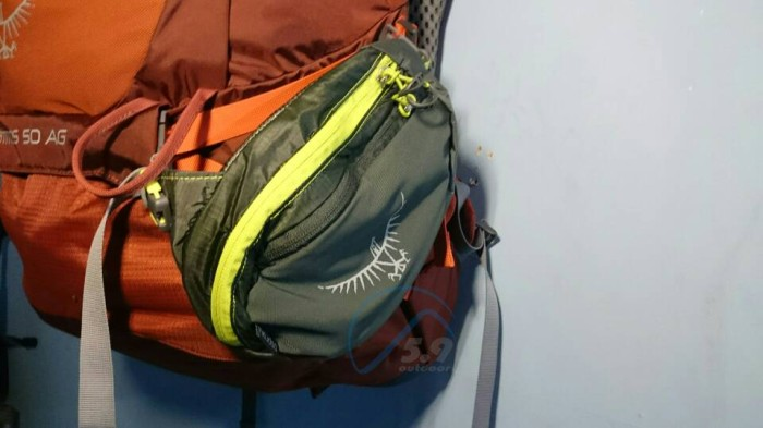 4dae74911270b8 Jual Osprey Ultralight GrabBag / Waist Belt / Tas Pinggang - DKI ...