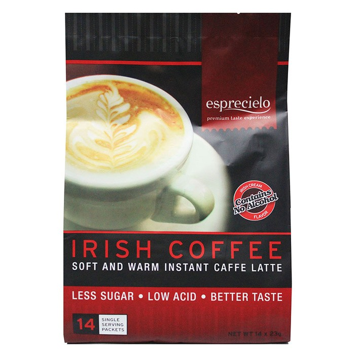 harga Esprecielo irish coffee (14 sachet) termurah ! Tokopedia.com