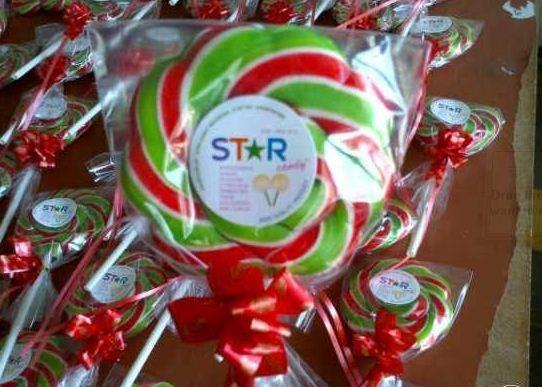 Harga Permen Lolipop Star Candy