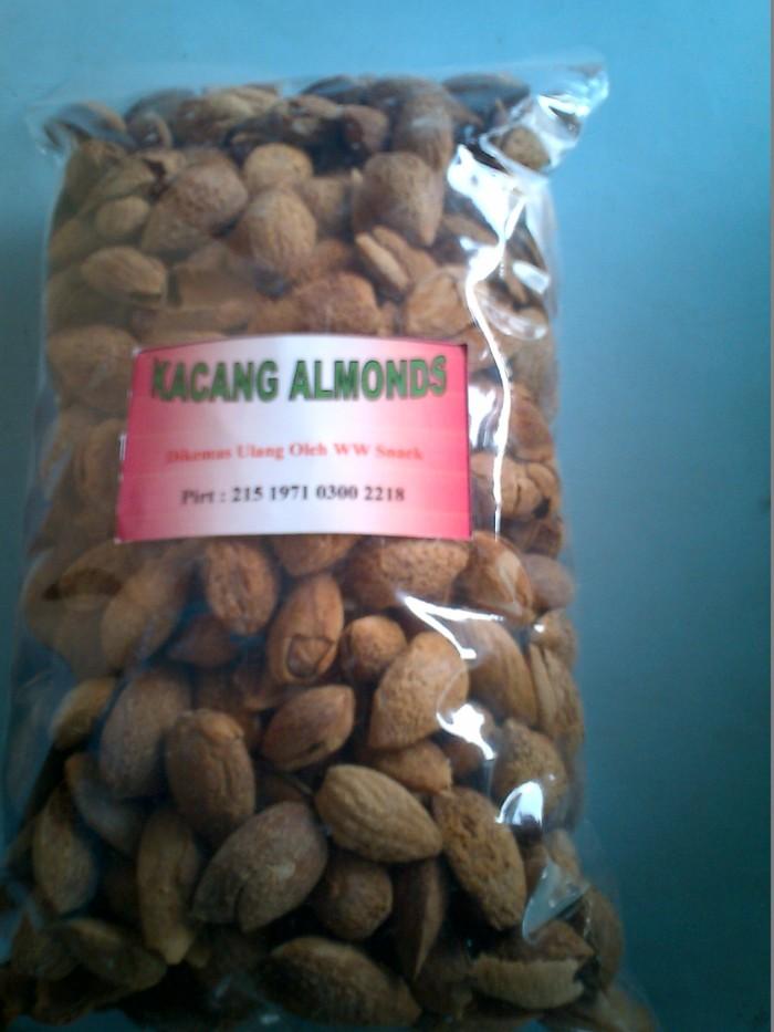 harga Kacang almond Tokopedia.com