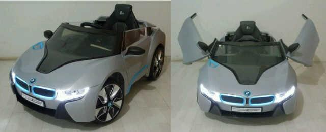 Jual Mobil Aki Bmw I8 Concept Spyder Official Licensed Sekar