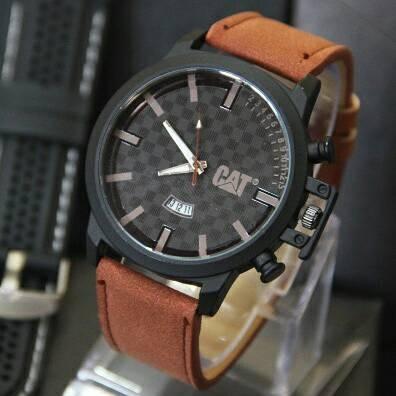 Jam tangan cat fullset murah