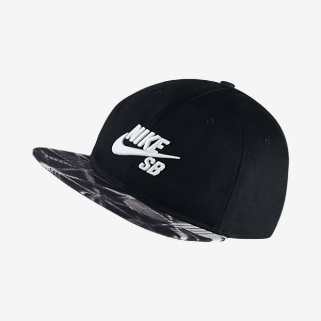 Jual Topi Nike SB Seasonal Snapback Black Original - Ncr Sport - OS ... 016316f971