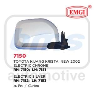 harga Spion Emgi Toyota Kijang Krista 2002 - 2004 Krom Elektrik Lh Tokopedia.com