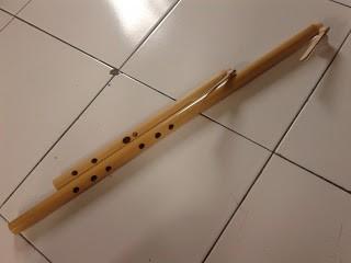 harga Jual suling sunda kualitas oke dari bambu pilihan Tokopedia.com