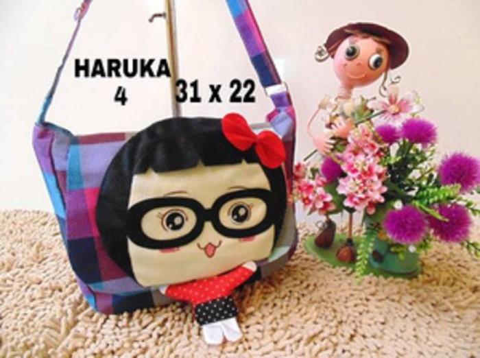 Jual Tas Boneka Haruka Karakter Kartun Lucu Harajuku Jepang