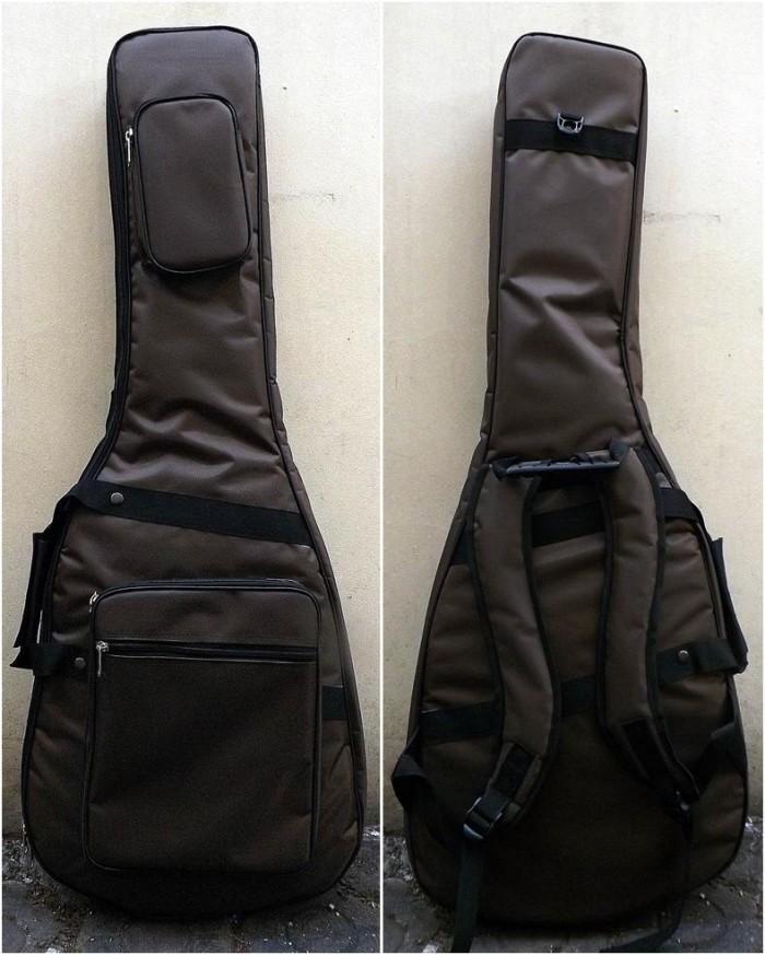 Jual Semi Gigbag Gitar Elektrik Tipe 4 Cokelat Kota Bandung Juragan Softcase Tokopedia