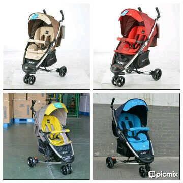 Jual stroller baby elle maxi - Kota Depok - Mabebiku ...