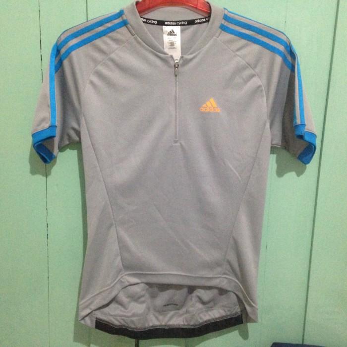 Jual Adidas Response SSJSYM AbuAbu Size XL. Baju Kaos