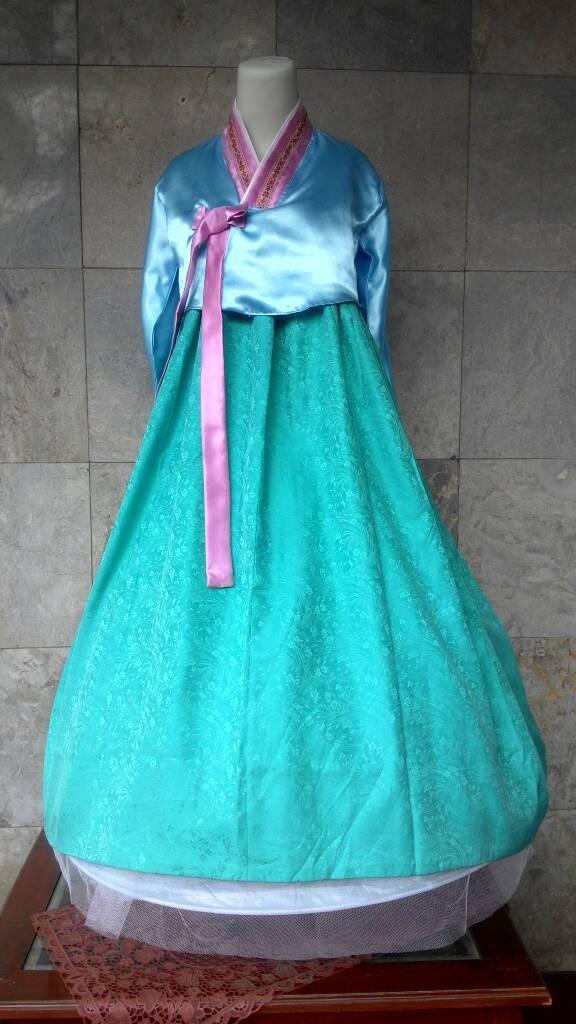 harga Hanbok import pastel hanbook hanbokh handbok baju tradisional korea Tokopedia.com