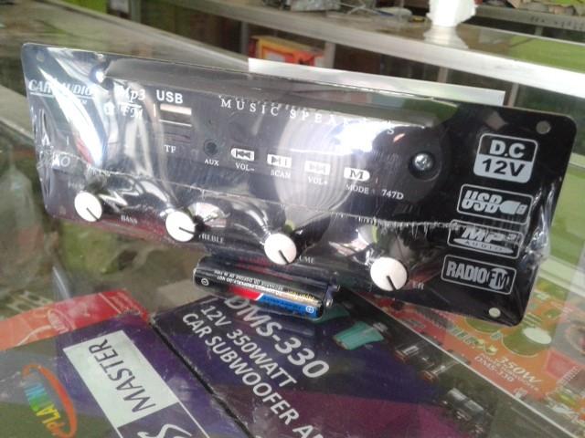 harga Power subwoofer super bass mp3 12v mobil Tokopedia.com