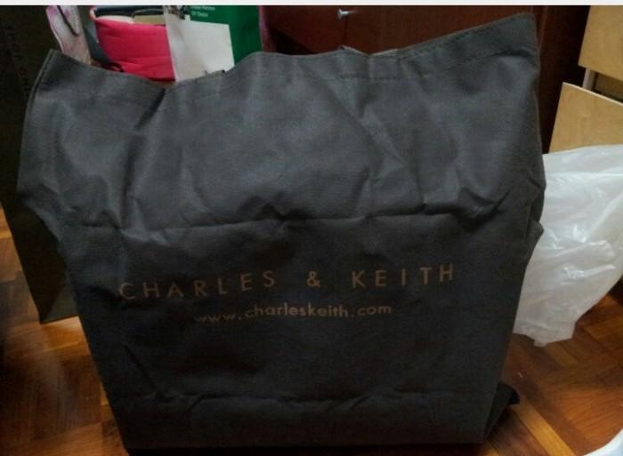 Custom Dustbag / Coverbag / Pelindung Tas Besar