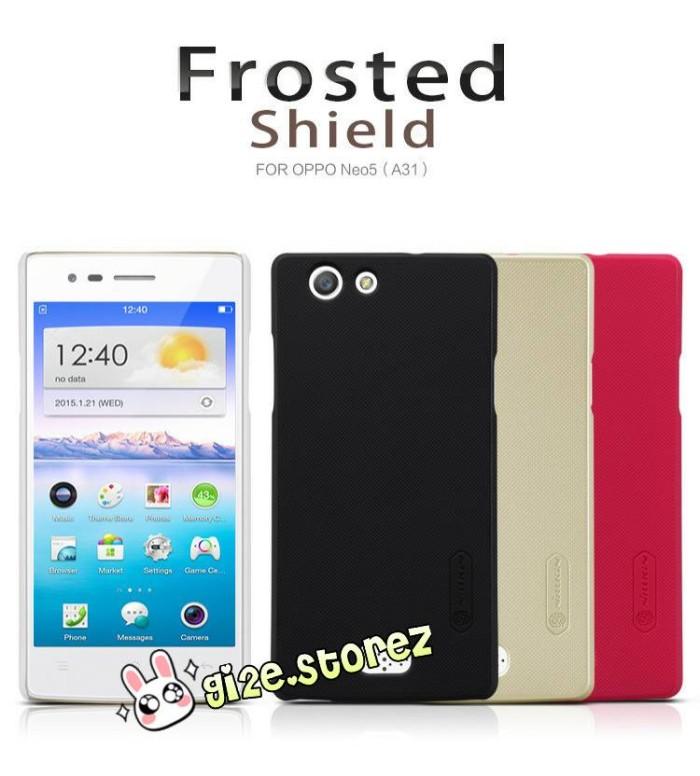 Hard Case Nillkin Frosted Shield Oppo Neo 5 A31