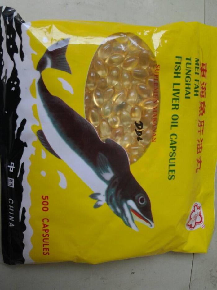 harga Minyak ikan tunghai Tokopedia.com