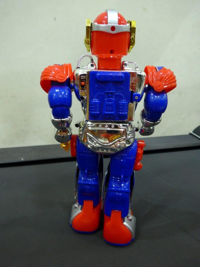 Toys Mainan Anak Robot Metal Fighter