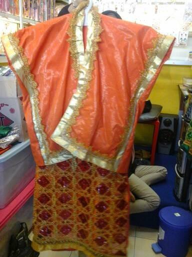 67 Gambar Baju Bodo Orange Kekinian