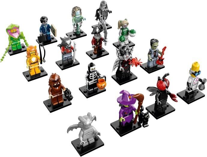 harga Lego 71010 minifigures series 14 complete set Tokopedia.com