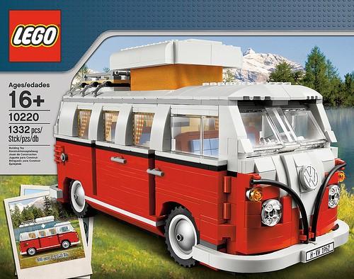 Foto Produk LEGO 10220 VOLKSWAGEN T1 CAMPER VAN dari Divine & Infernal