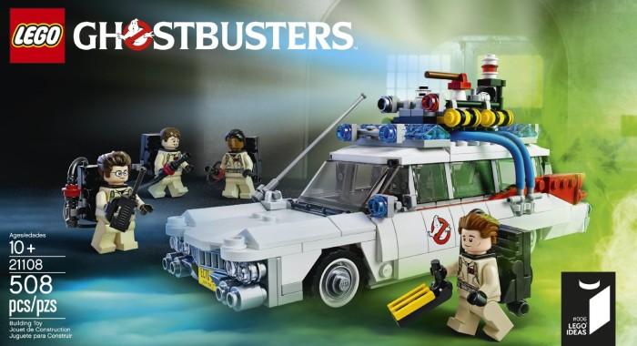 Foto Produk LEGO 21108 GHOSTBUSTER ECTO-1 dari Divine & Infernal