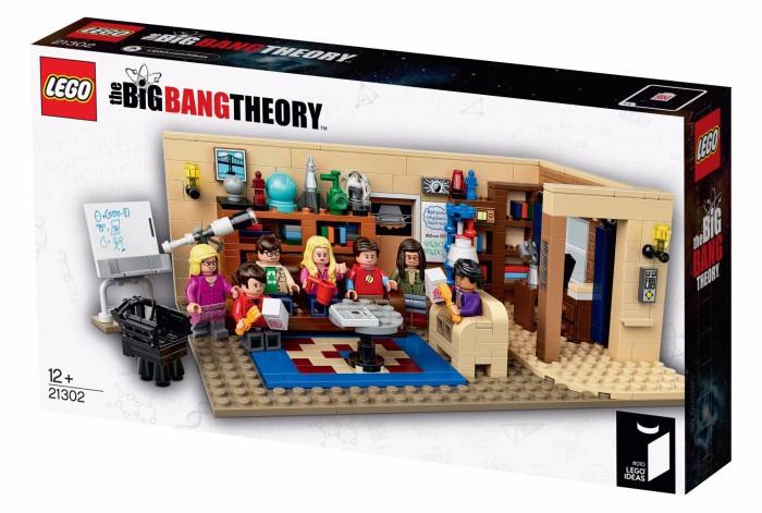 Foto Produk LEGO 21302 BIG BANG THEORY dari Divine & Infernal