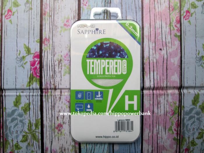 harga Hippo sapphire tempered glass lenovo s860 Tokopedia.com