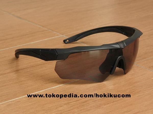 harga E55 crossbow sunglasses - black Tokopedia.com