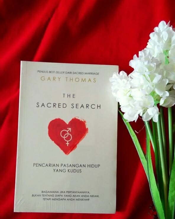 harga The sacred search : gary thomas Tokopedia.com
