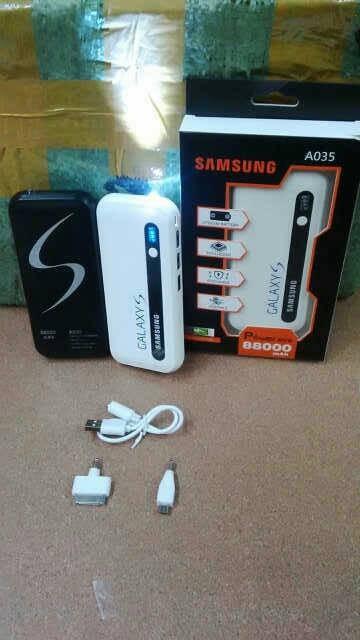 harga Powerbank samsung 88000mah 88000 mah new Tokopedia.com