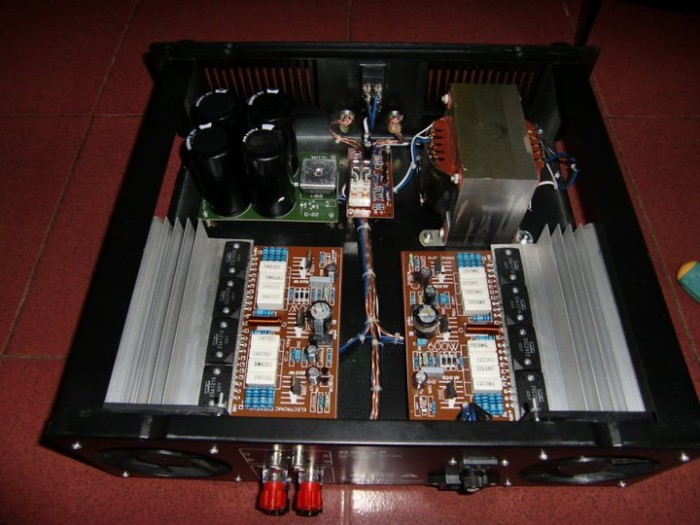 harga Power amplifier rakitan 600 watts ampli rakitan profesional out/indoor Tokopedia.com