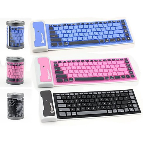 Bluetooth Keyboard For Android Samsung Tablet: Jual Keyboard Bluetooth Murah Android Tablet PC Samsung Galaxy Tab Xperia