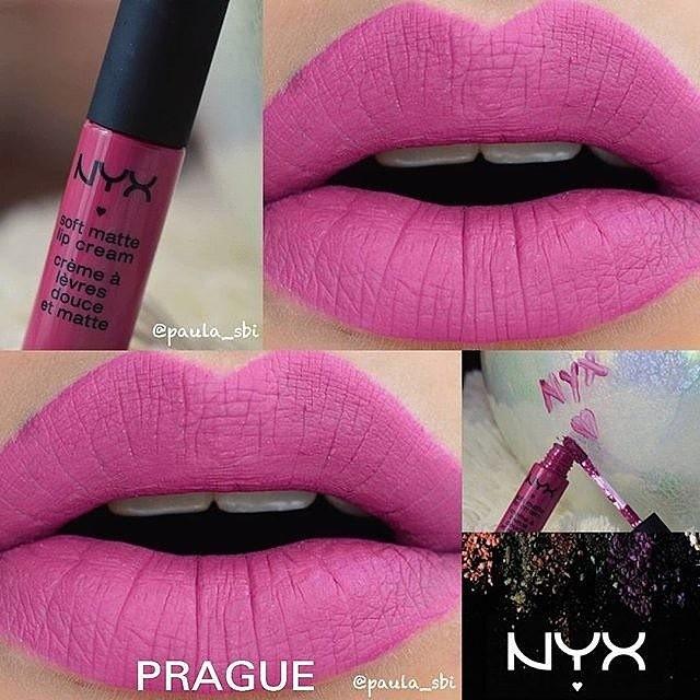 Foto Produk NYX SOFT MATTE LIP CREAM PRAGUE dari LADIESBEAUTYSTORE