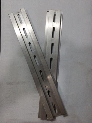 harga Din rell mcb 2 fungsi alumunium 1meter Tokopedia.com