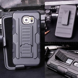 Samsung galaxy note 5 future armor w/ holster case ( dual layer case )