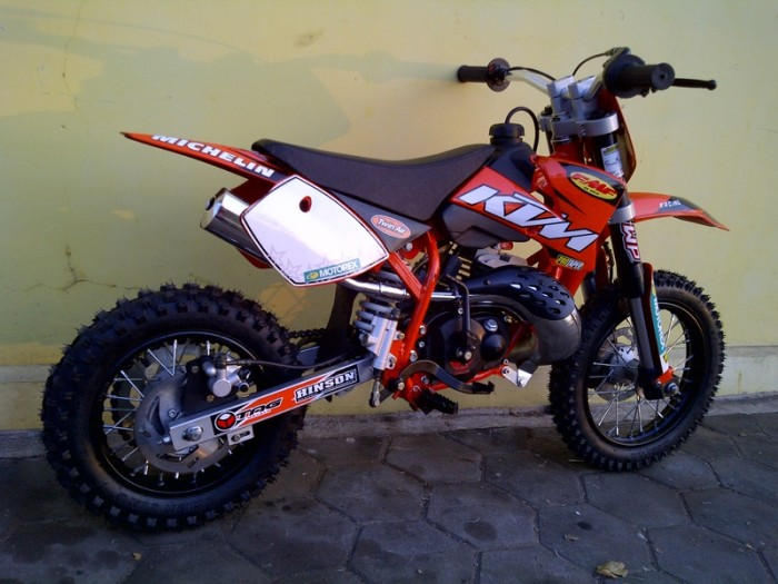 Jual Mini Trail Spesial Engine 50cc 2tak Trail Ktmcahaya Tokopedia