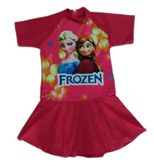 harga Swimsuit/baju Renang Anak Karakter Frozen Tokopedia.com