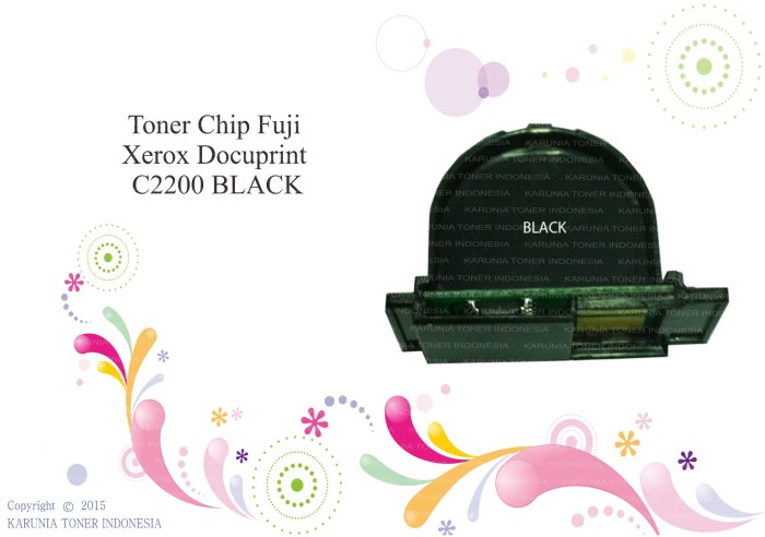 harga Chip fuji xerox docuprint c2200 black Tokopedia.com