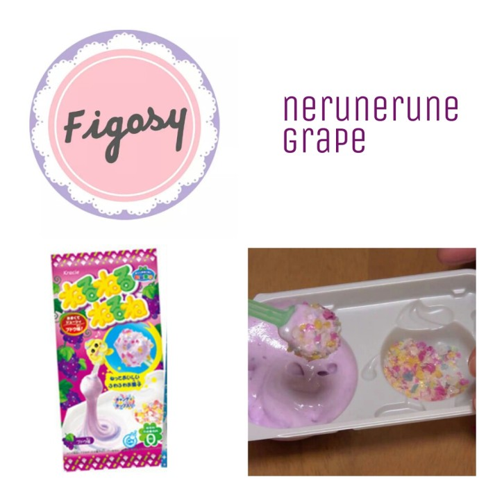harga Kracie popin cookin nerunerune grape Tokopedia.com