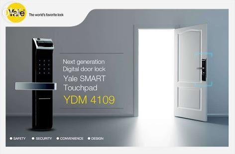 harga Kunci Pintu Digital Yale Ydm 4109 Tokopedia.com