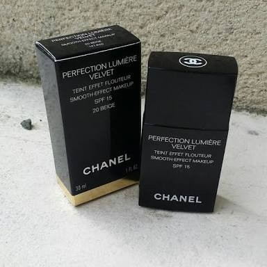 chanel velvet foundation. chanel perfection lumiere velvet foundation chanel velvet foundation o