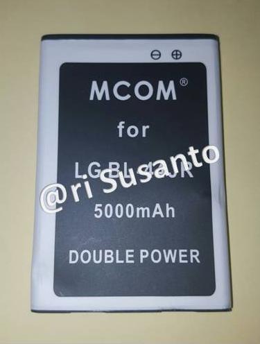 harga Baterai lg bl-44jr for lg l40 dual p940 su880 optimus ex Tokopedia.com